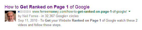 how-to-get-ranked-on-page-1-of-google