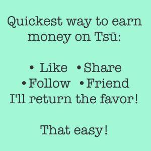 make-money-on-tsu